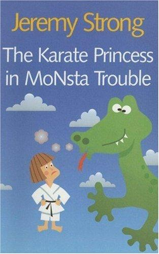 Download The Karate Princess in Monsta Trouble