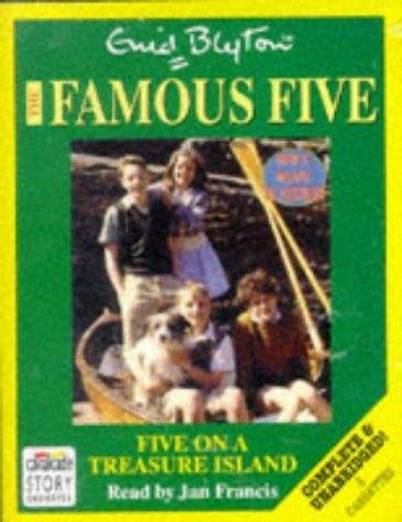 Download Five on a Treasure Island (Famous Five)