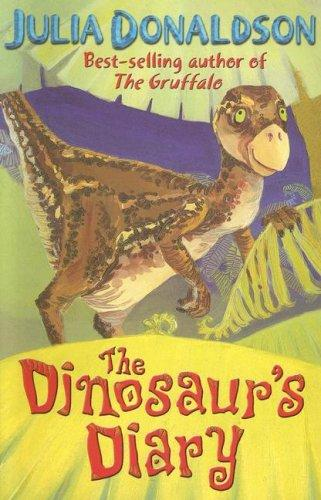 The Dinosaur's Diary (Galaxy Children's Large Print)