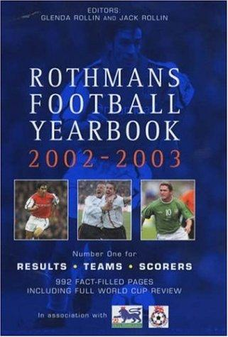 Download Rothman's Football Year Book