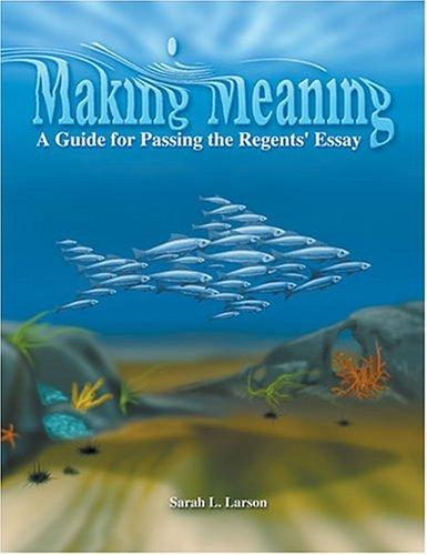 Download Making Meaning