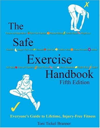 Download The Safe Exercise Handbook