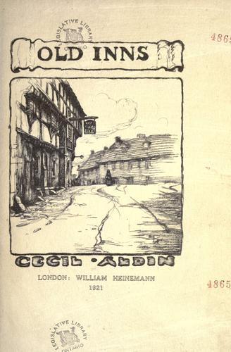 Download Old inns