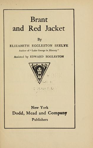 Brant and Red Jacket