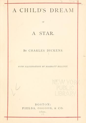 Download A child's dream of a star.