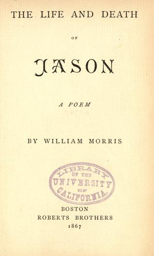 Download The life and death of Jason