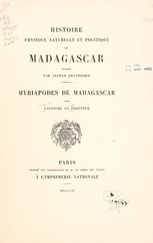 Download Histoire physique, naturelle, et politique de Madagascar