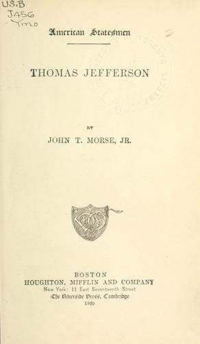 Download Thomas Jefferson.