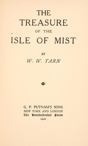 The treasure of the isle of mist