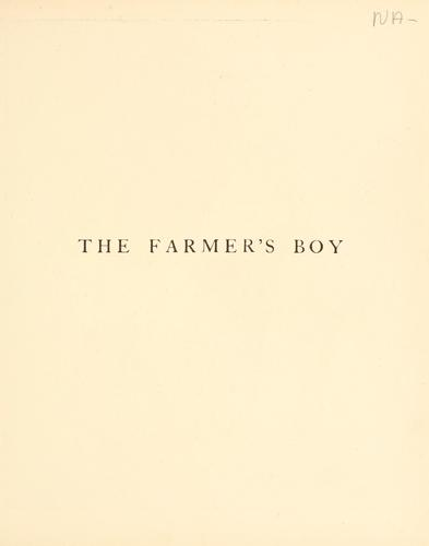 Download The farmer's boy.