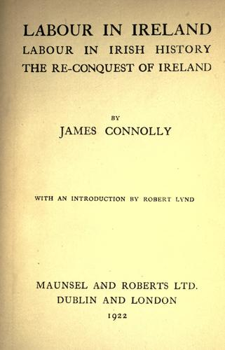Labour in Ireland