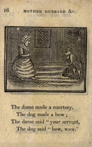 Download The comic adventures of Old Mother Hubbard and her dog.