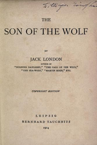 Download The son of the wolf