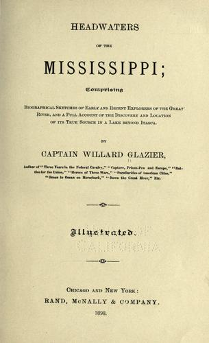 Headwaters of the Mississippi
