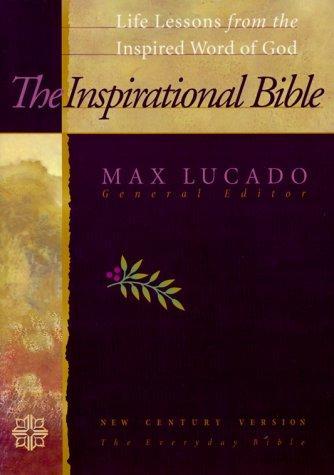 Inspirational Study Bible-NCV
