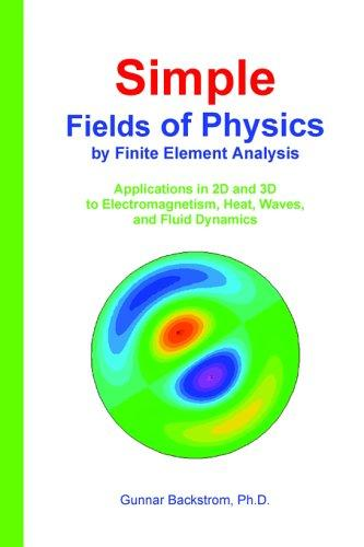 Download Simple Fields of Physics by Finite Element Analysis