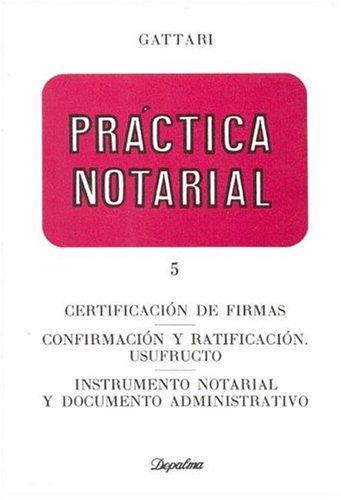 Practica Notarial