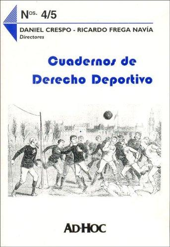 Cuadernos de Derecho Deportivo NB
