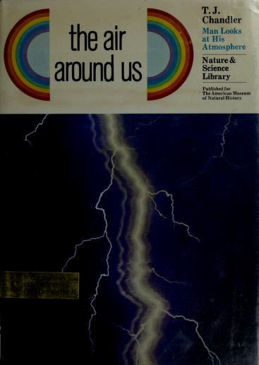 The air around us by Tony John Chandler