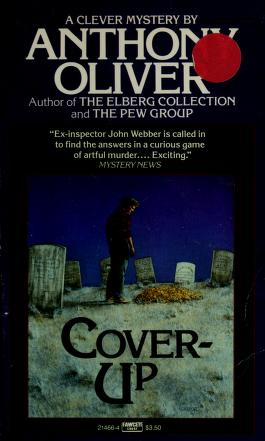 Cover of: Cover-Up | Anthony Oliver