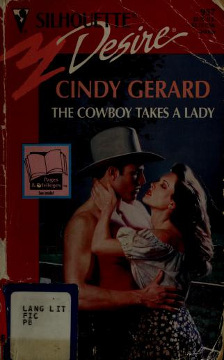 Cowboy Takes A Lady by Cindy Gerard