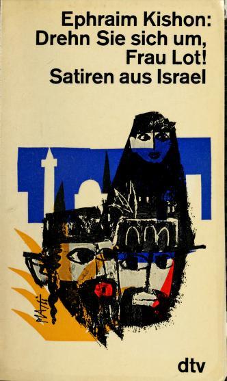 Cover of: Drehn Sie sich um, Frau Lot | Ephraim Kishon
