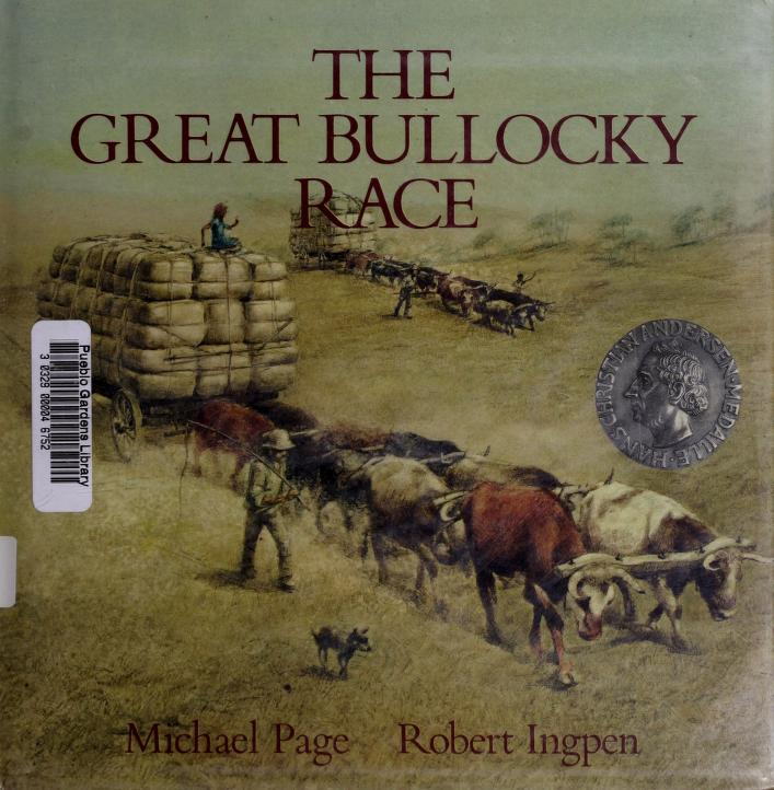 The great bullocky race by Michael F. Page
