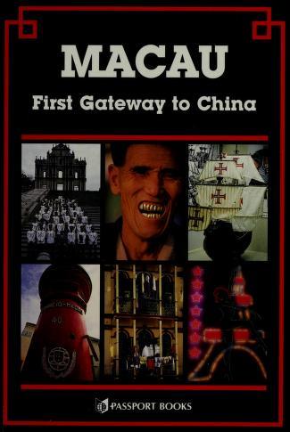 Cover of: Macau | Shann Davies