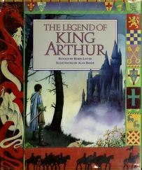 Cover of: The legend of King Arthur | Robin Lister
