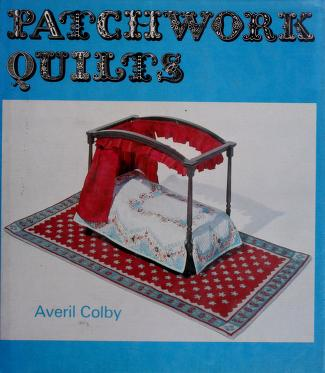 Patchwork quilts by Averil Colby