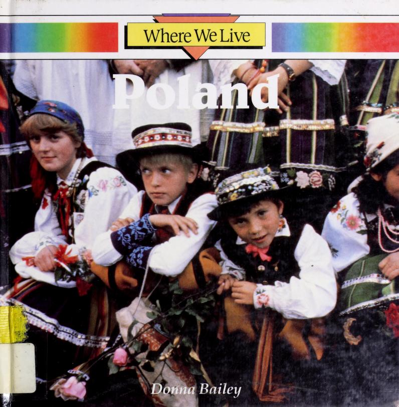 Poland (Where We Live) by Donna Bailey, Anna Sproule