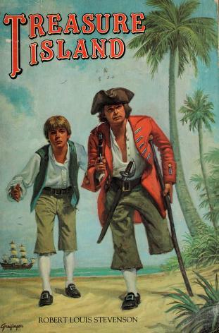 Cover of: Treasure Island (Scholastic Star Edition, TX190)   Robert Louis Stevenson