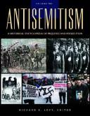 Antisemitism by Richard Levy