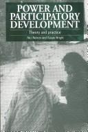 Power and participatory development by edited by Nici Nelson and Susan Wright.