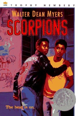 Scorpions (Newbery Honor Book) by Walter Dean Myers