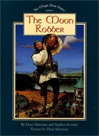 The Moon Robber by Stephen Krensky