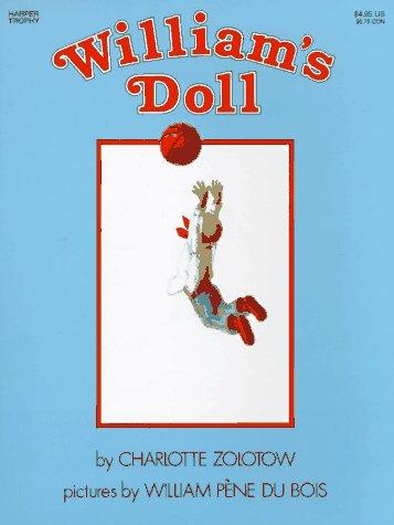 William's Doll (Jp 067) by Charlotte Zolotow