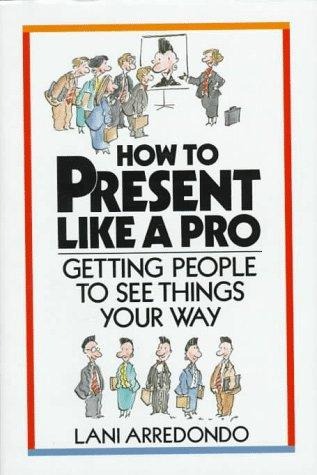 How to present like a pro!