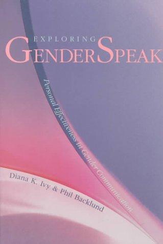 Exploring GenderSpeak