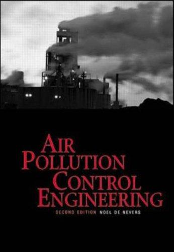 Air Pollution Control Engineering by Noel de Nevers