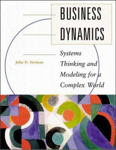 Business Dynamics by John D. Sterman