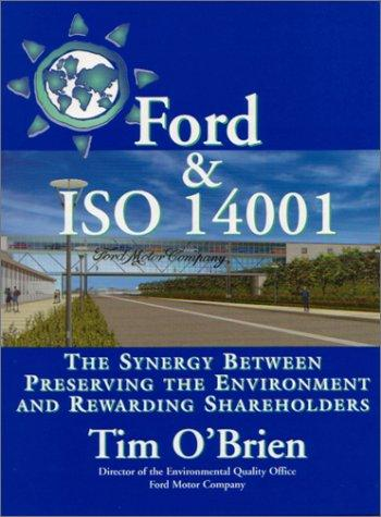 Ford & ISO 14001 by Tim O'Brien