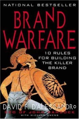 Brand Warfare by D'Alessandro