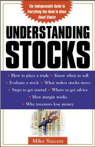 Understanding Stocks by Michael Sincere