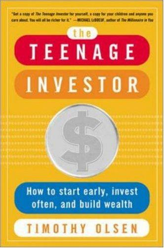 The teenage investor by Timothy Olsen