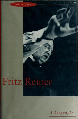 Fritz Reiner by Philip Hart
