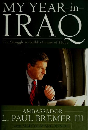 My year in Iraq