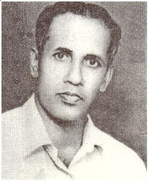 Photo of James K. C. Manimala