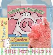 Perfect Piggies! Book and Plush Set by Sandra Boynton