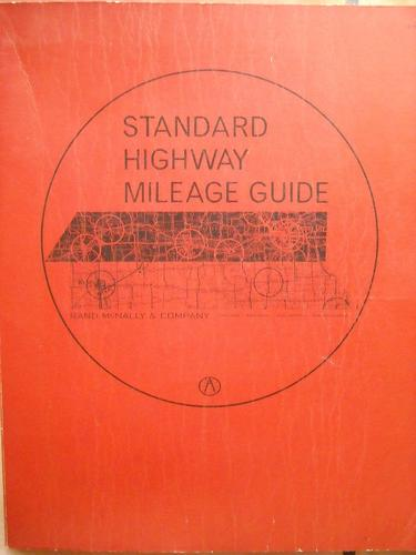 Standard Highway Mileage Guide by